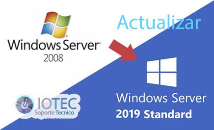 actualizar server 2008 a 2019